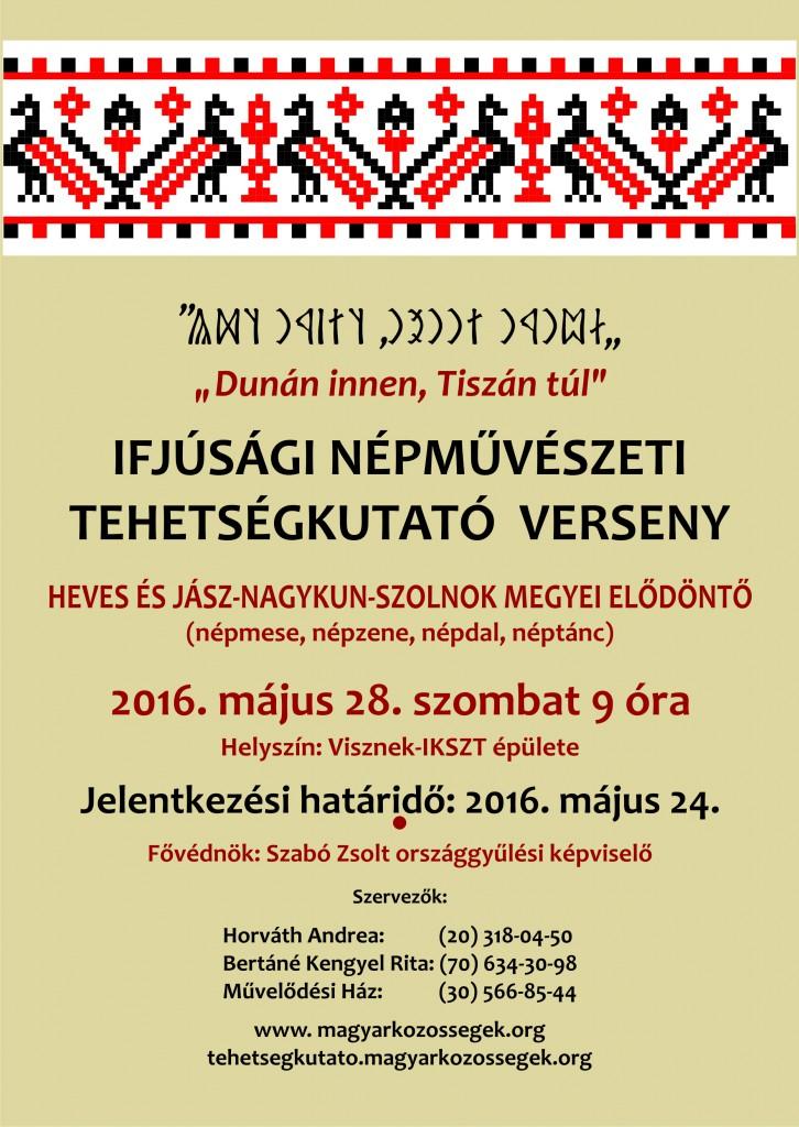 Heves és Jász-Nagykun-Szolnok megyei elődöntő